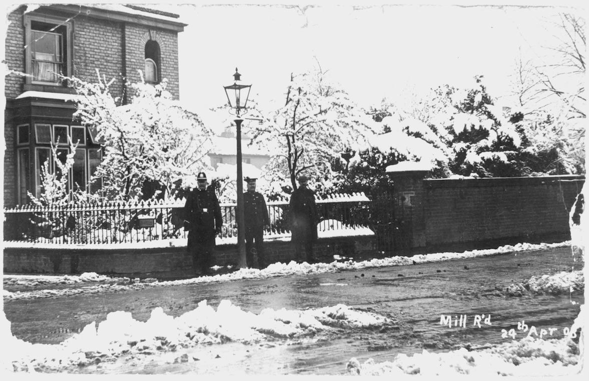 Gwydir House, 1906