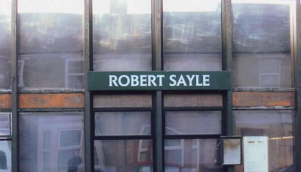 Robert Sayle Magnet Service Building, 2004