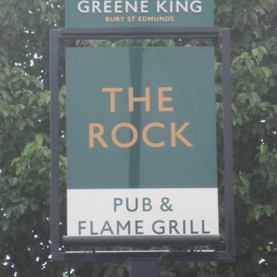 The Rock Hotel Cherry Hinton Road