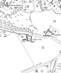 Ventress Farm Site 1927