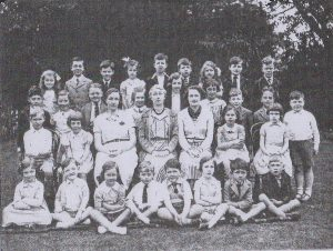 Windermere School, Hartington Grove 1938