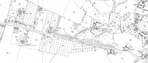 Cherry Hinton Road (East) on 1927 OS map