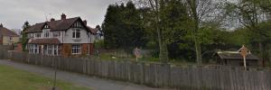 33 Queen Edith's Way prior to demolition in 2016