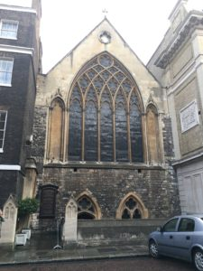 St Etheldreda's Church, Ely Place